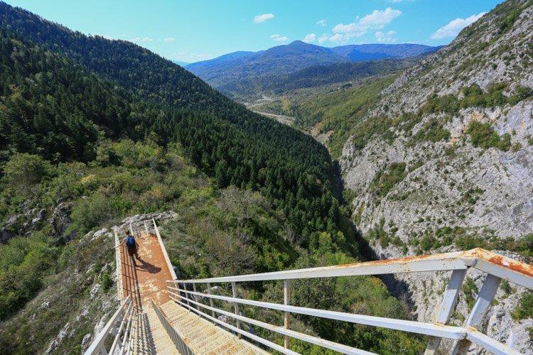 kanyon-merdiven